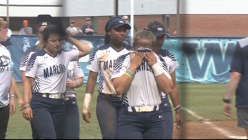 Marlins NCAA title run over; toppled by Lynchburg