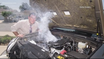 NEWSMAKER: High temperatures could affect your car