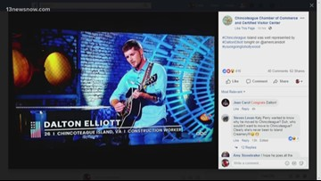 Chincoteague man competes on 'American Idol'