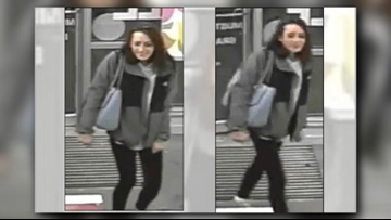 Police: Woman shoplifts over $1,000 in sunglasses