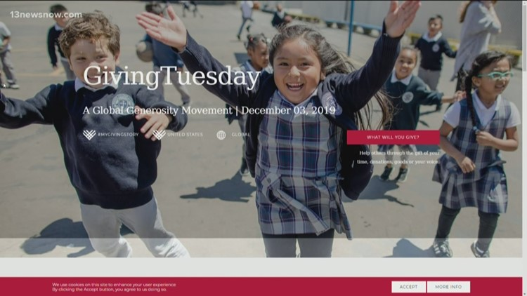NEWSMAKER: United Way collecting for Giving Tuesday