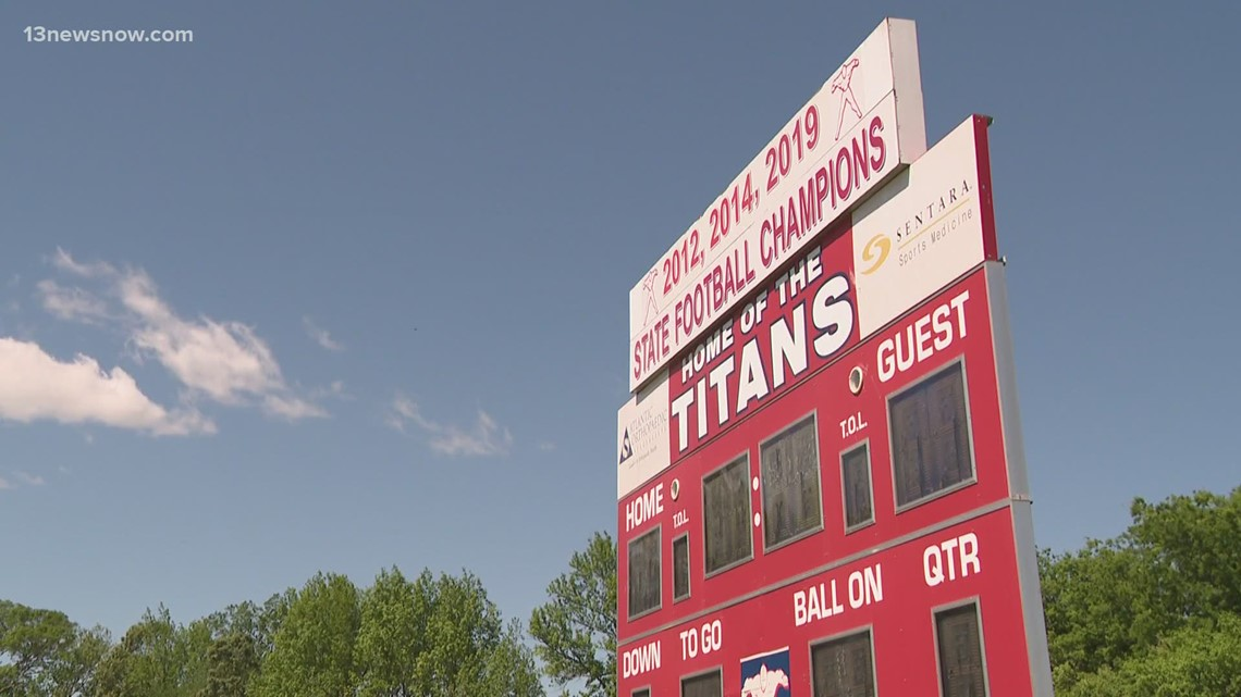 More fans allowed in the stands at high school football games