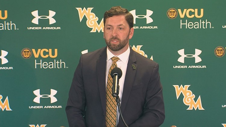 As a former movie stuntman, perhaps William and Mary's new Director of Athletics is uniquely qualified