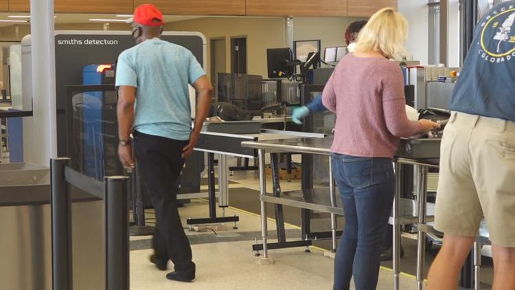 Norfolk International Airport makes changes to TSA checkpoints