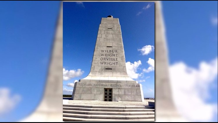 Outer Banks Wright Brothers memorial gets autonomous shuttle