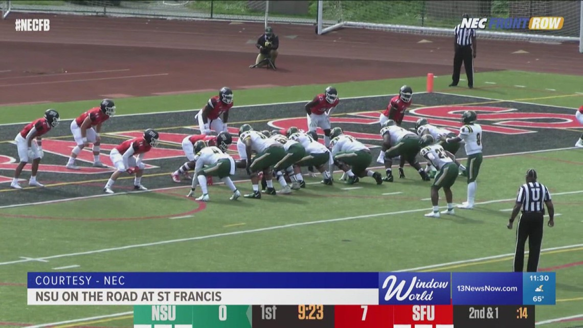 Spartans pull away from Red Flash 28-16