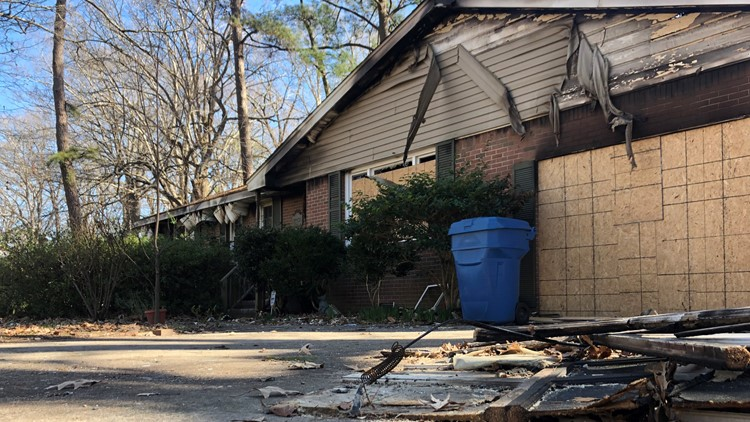 Virginia Beach firefighter thankful family is safe after fire