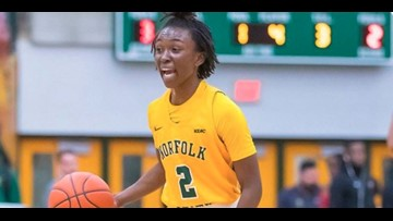 NSU women fall short on the road to Howard