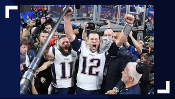 Patriots defense stifles Rams to win Super Bowl LIII