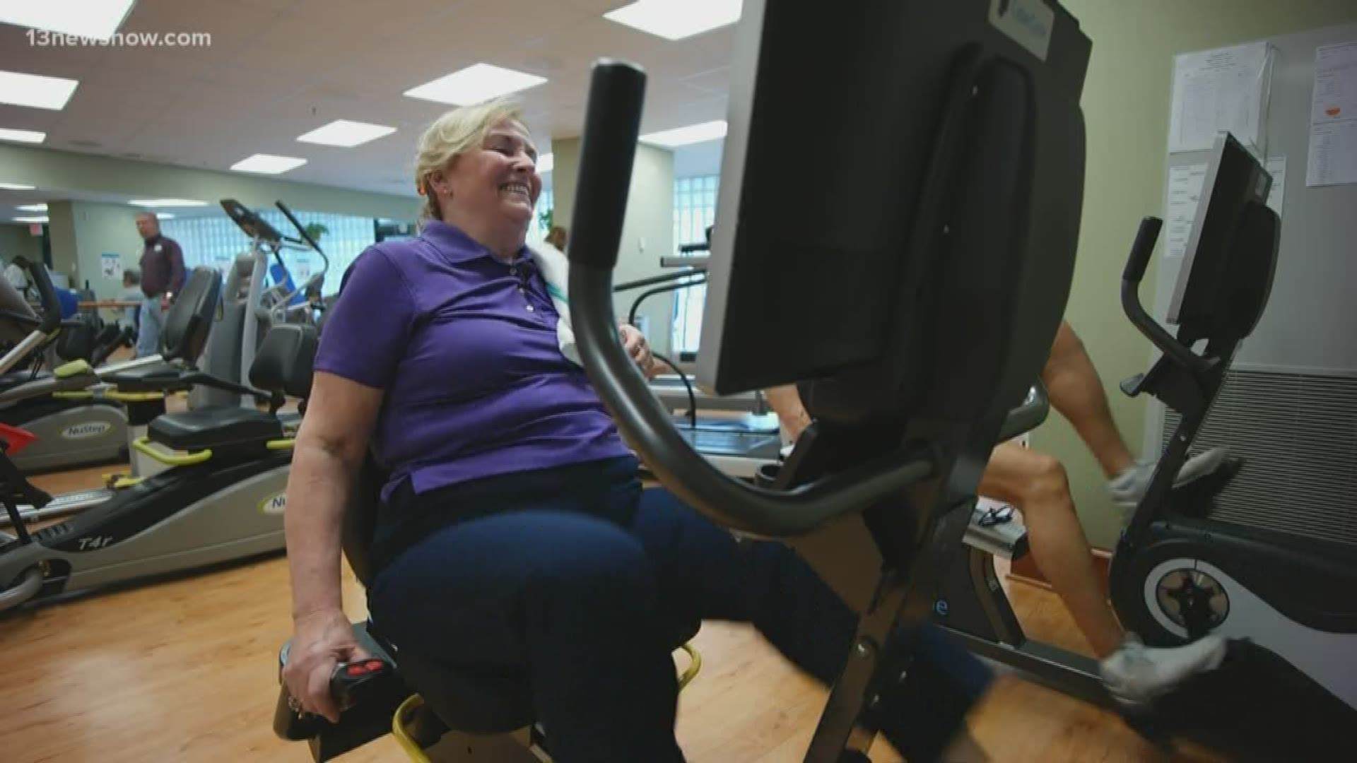 Local Seniors Pedal Into March Madness Cycling Semifinals 13newsnow Com