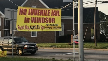 Juvenile detention center voted down in Isle of Wight
