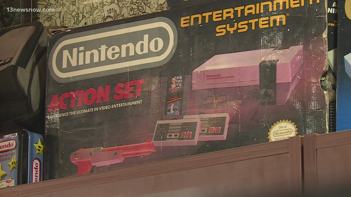 13News Now Vault: The launch of the Nintendo NES