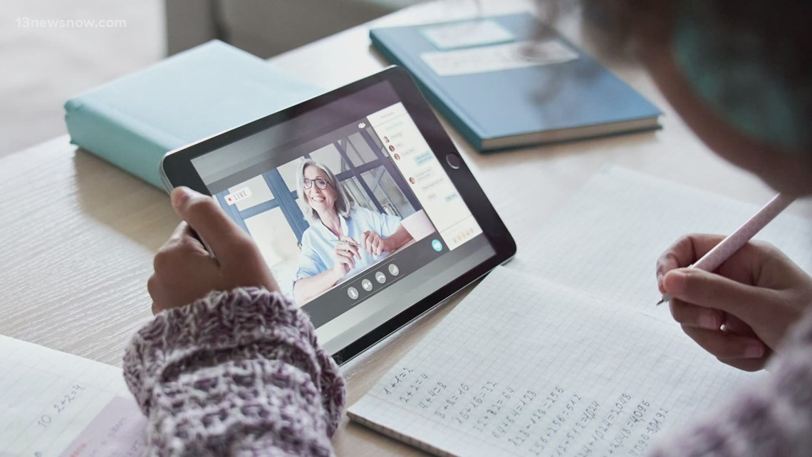 Newport News offers Virtual Learning Academy: some students prefer online instruction