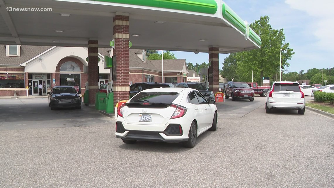 Problems at the pump: the continuing reliance on gas