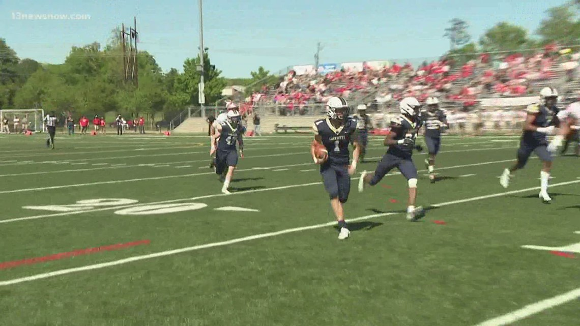 Rams hold off Cavaliers
