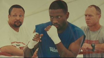 Friends, family, fans remember boxing champ Pernell 'Sweet