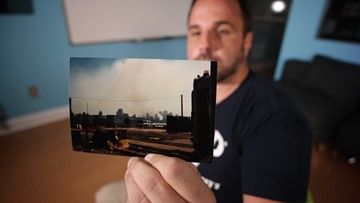 Virginia Beach 9/11 survivor shares details of the tragedy for the first time