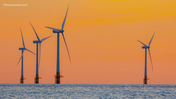 Dominion Energy plans 220 turbine offshore wind project