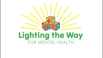CHKD shows the importance of Mental Health Awareness month