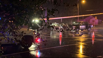 Hampton police investigating deadly crash involving at least two vehicles