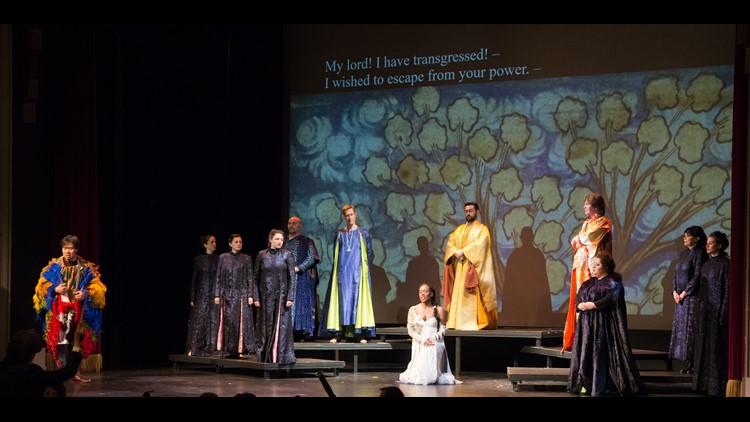 GIVE LOCAL 757: Opera in Williamsburg