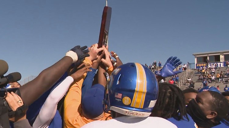 Tigers get revenge and roll to Class 6 state title