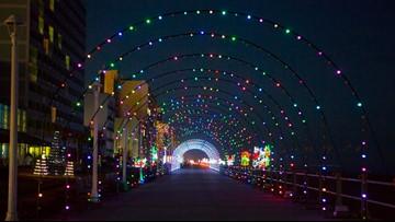 Virginia Beach Holiday Lights Merry Mile dates announced