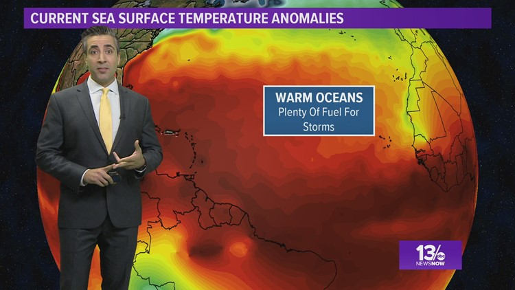 Here's a Look at How Active NOAA Says the 2020 Atlantic Hurricane Season Will Be