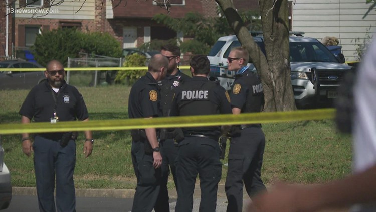 Person killed in Norfolk shooting identified as 21-year-old man
