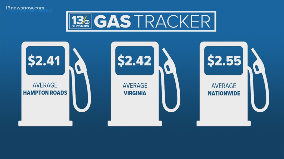 Gas prices increase around the country due to the winter storm in Texas