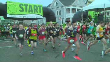 Annual Yuengling Shamrock Marathon Weekend kicks off