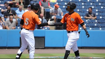 Tides rally, but to no avail against Pawsox
