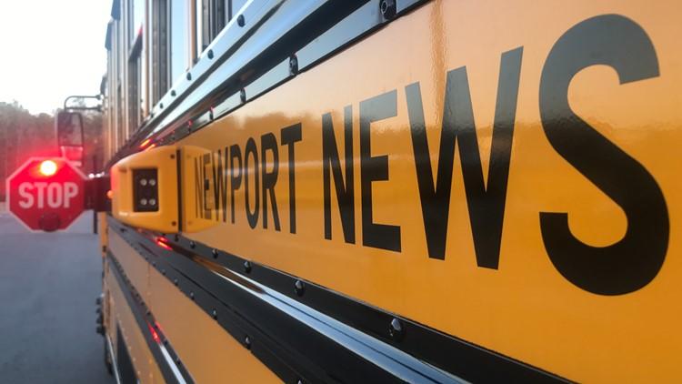 Newport New Public Schools working to improve bus delays, address driver shortage