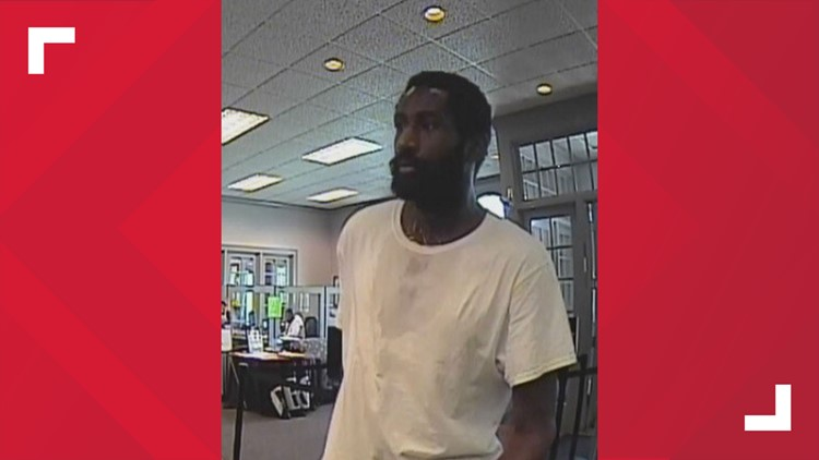 suspect in BB&T robbery in Hampton