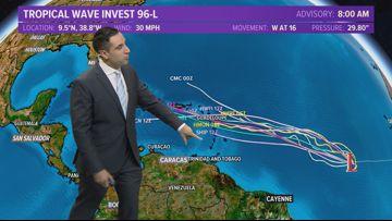 Tropics Outlook for Thursday, August 1, 2019