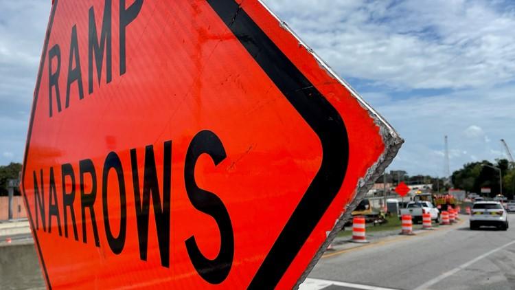 Better traffic around HRBT? VDOT, Hampton explore road closures along I-64
