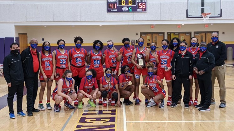 Two area high schools grab state titles in basketball