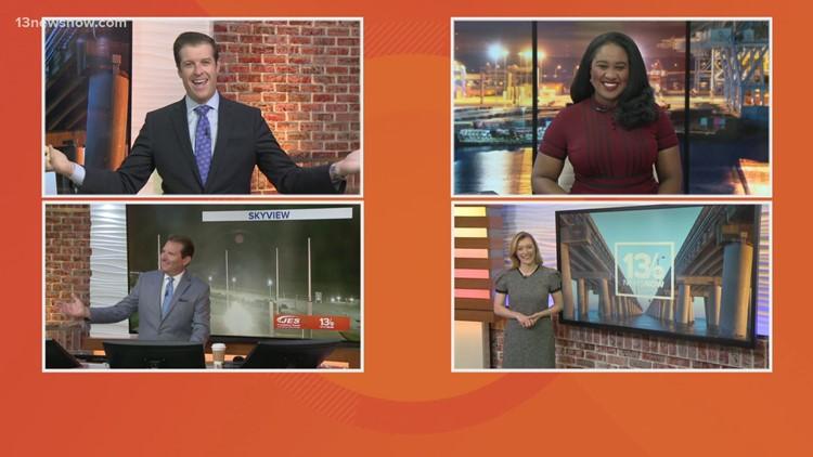 Top Headlines: 13News Now at Daybreak, April 19, 2021