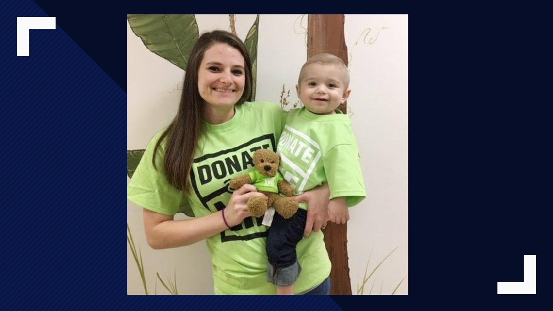 Youngest patient at CHKD receives kidney transplant