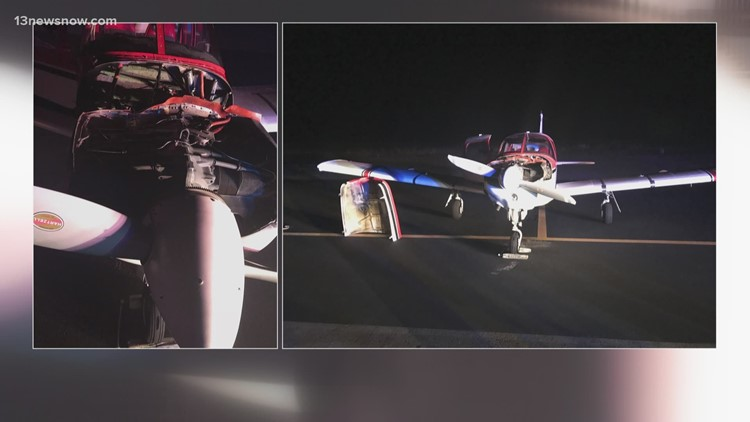 Small Plane Makes Emergency Landing at Airport in Williamsburg