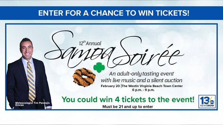 Samoa Soiree sweepstakes rules