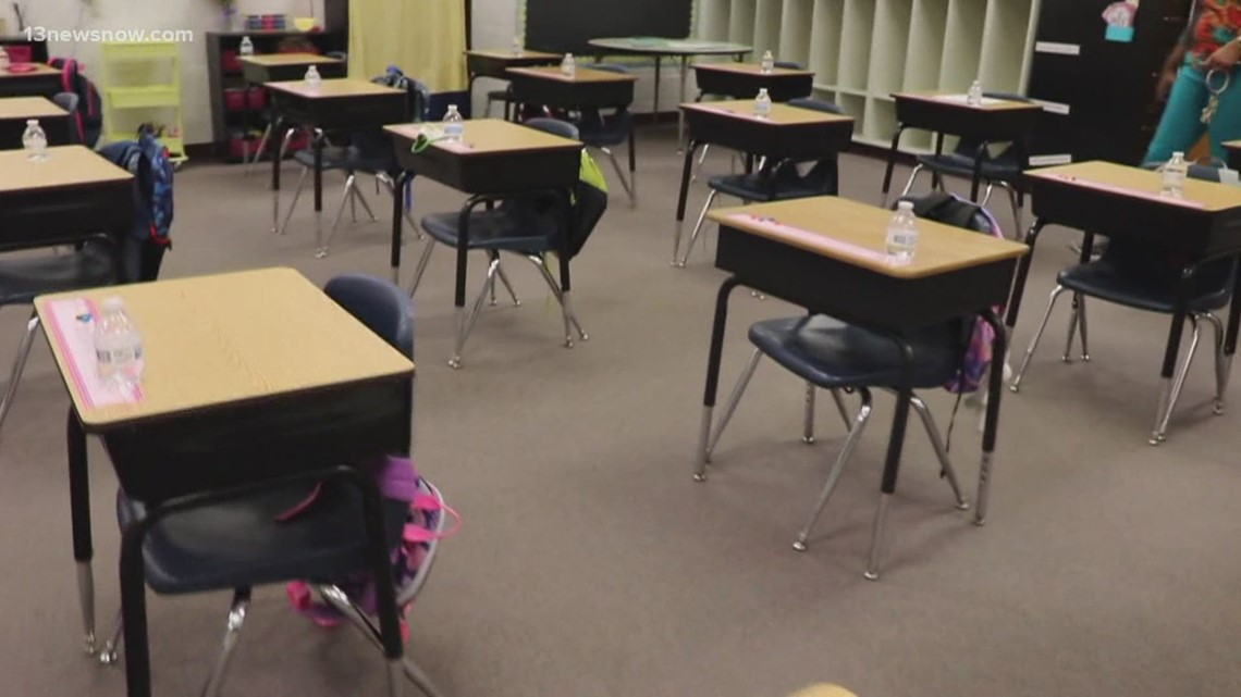 Virginia Dept. of Education Updates Reopening Guidance