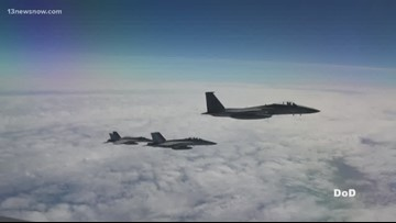 Navy sees growing shortage of fighter pilots