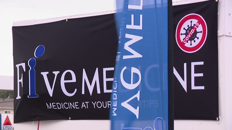 New vaccine clinic arrives in Newport News today. Here's what you need to know.
