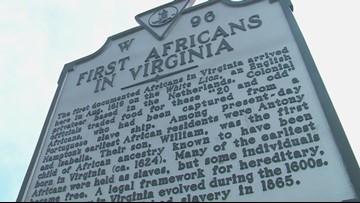 Prayer vigil at Fort Monroe commemorates arrival of first enslaved Africans in 1619