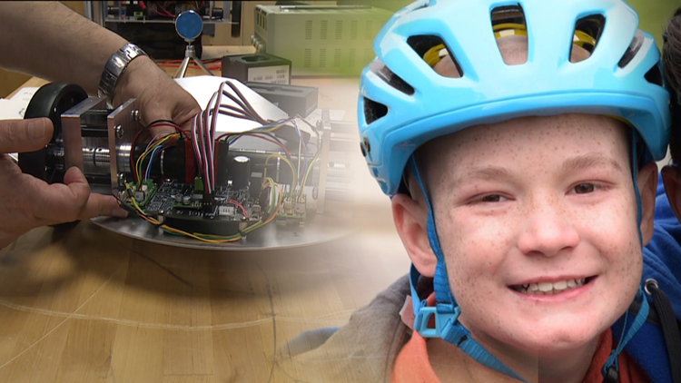 DAVID'S PROJECT: Designing the first telehealth robot just for children