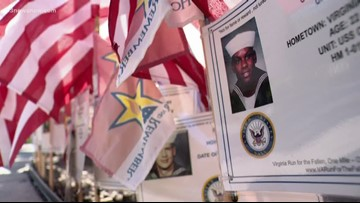 19 years later, Navy honors USS Cole victims