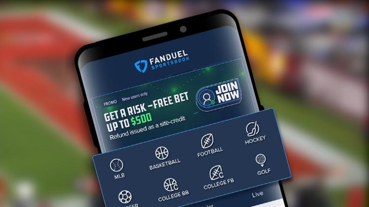 Virginia leading the way for popular sports betting platform FanDuel