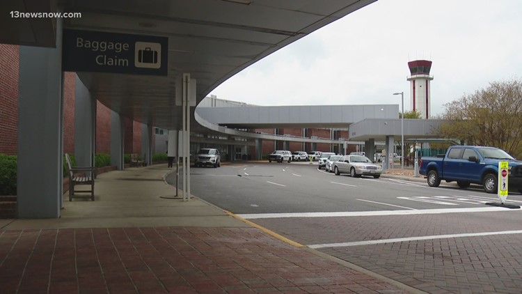All clear after bomb threat at Newport News/Williamsburg International Airport
