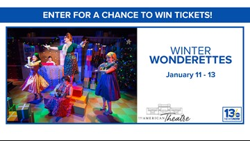 Winter Wonderettes sweepstakes rules